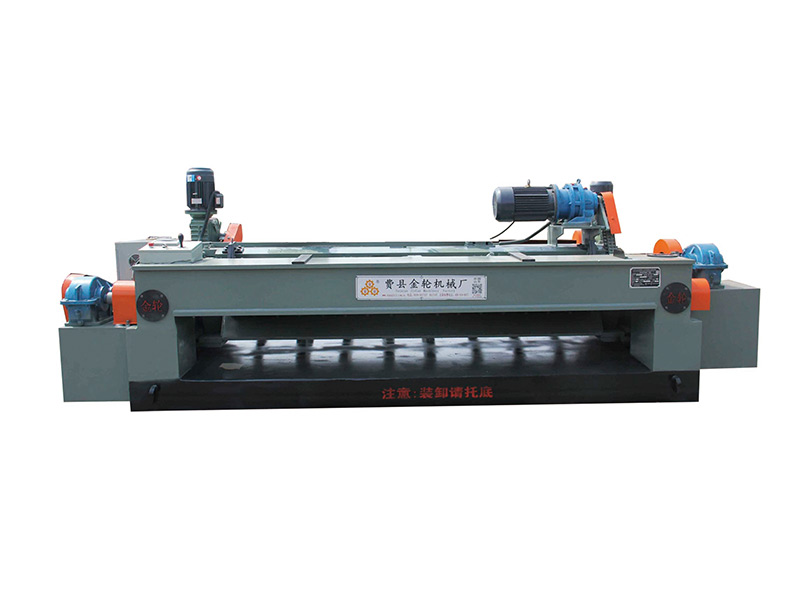 260 Shaftless Veneer Peeling Machine