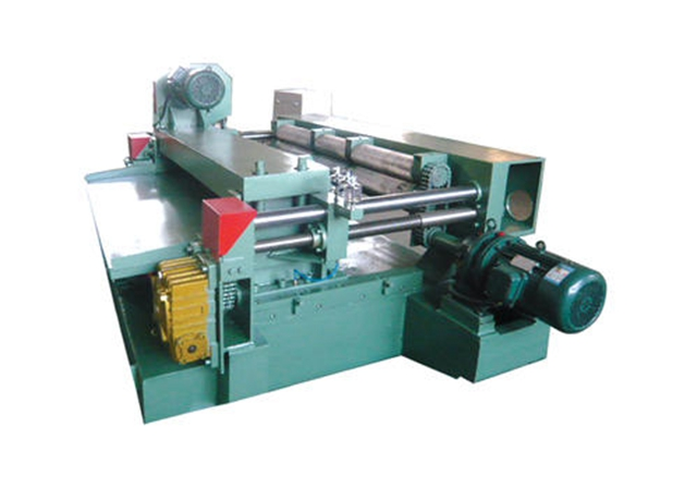 Application of all-in-one veneer peeling machine